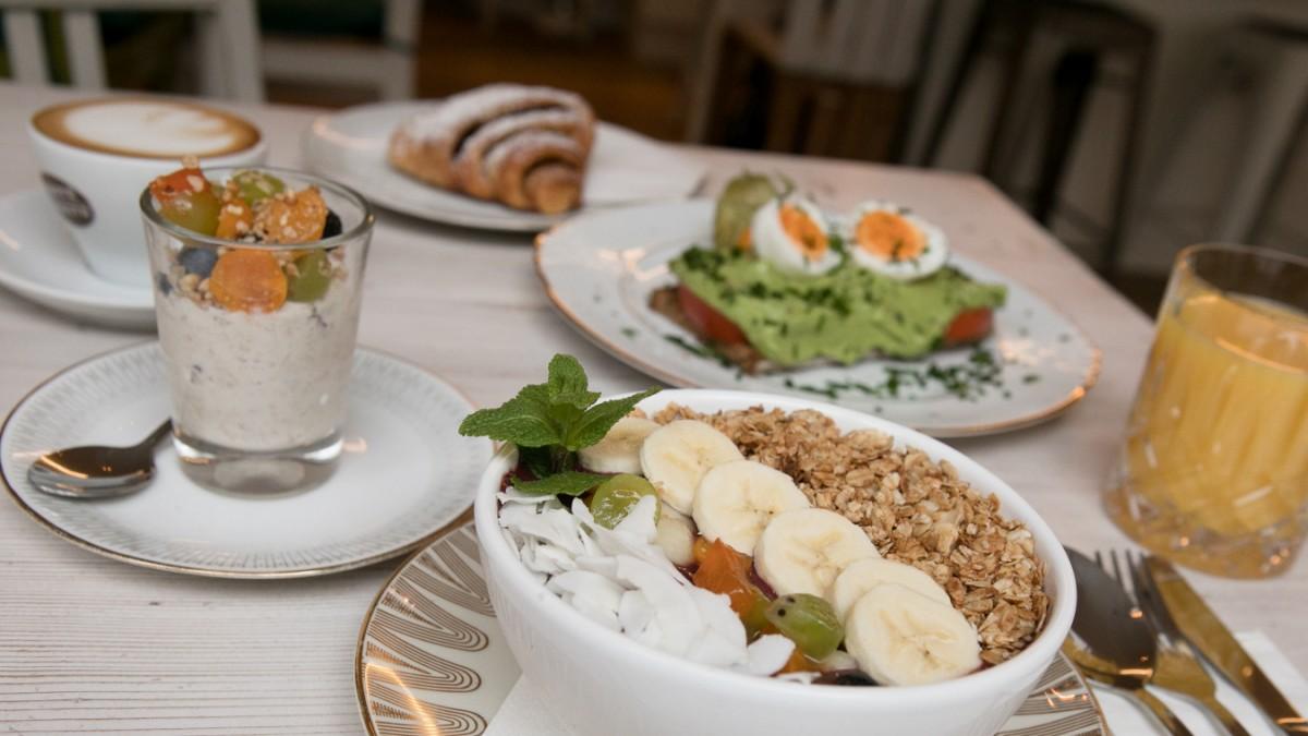 München-Neuhausen: Frühstücken im Café Kitchen2Soul