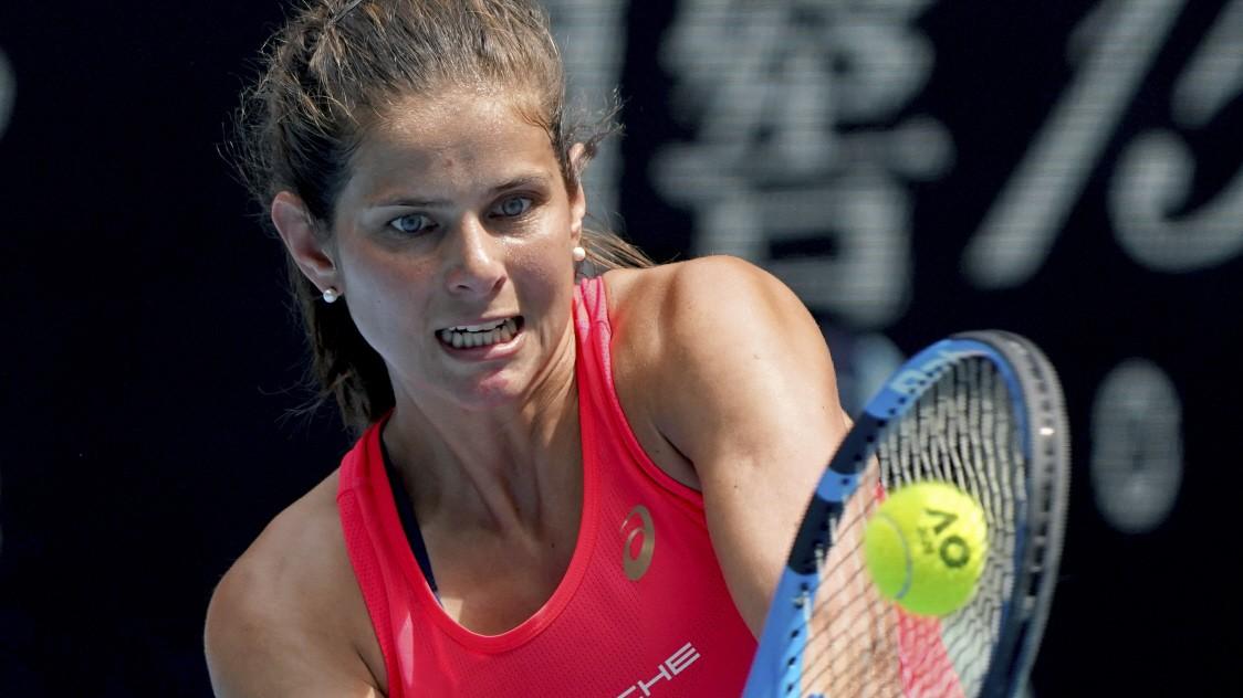 Tennis: Julia Görges trennt sich erneut vom Trainer