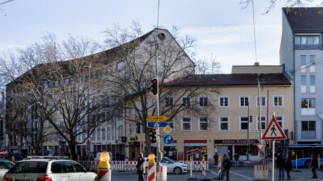 Gebaude Lindwurmstraße 1