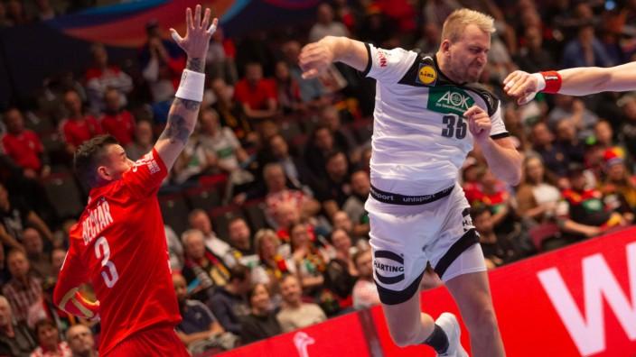 HANDBALL - EHF EURO 2020 VIENNA,AUSTRIA,22.JAN.20 - HANDBALL - EHF European Men s Handball Championship 2020, main roun