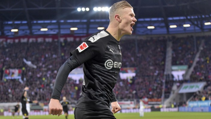 Sport Themen der Woche KW03 Sport Bilder des Tages 18.01.2020, Fussball 1. Bundesliga 2019/2020, 18. Spieltag, FC Augsbu