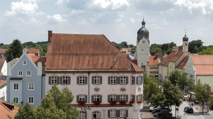 Stadtbild Erding