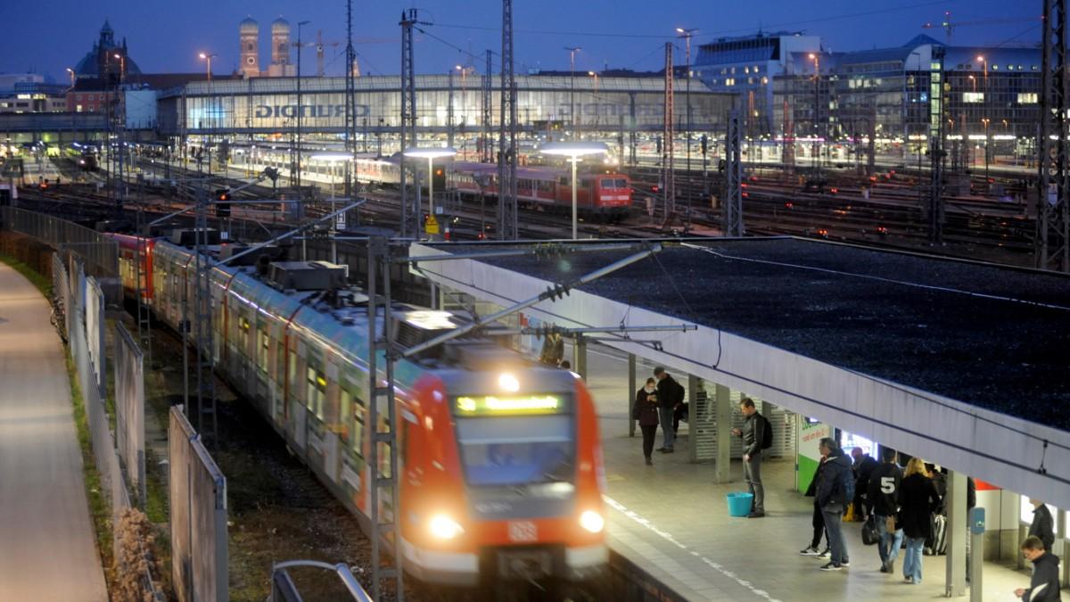"""S-Bahn München ist """"nicht zufriedenstellend"""""""