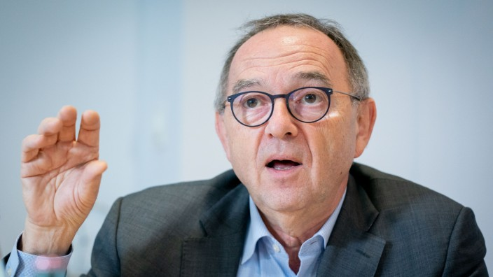 Interview mit SPD-Spitze Esken und Walter-Borjans