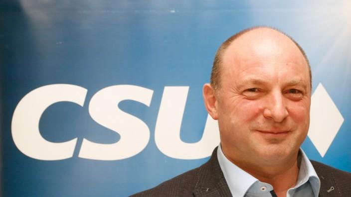 Georg Scheitz jun. tritt in Andechs an; CSU Andechs kürt neuen Kandidaten