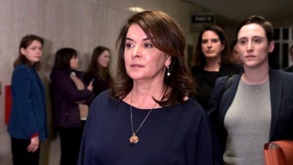 Annabella Sciorra Weinstein-Prozess