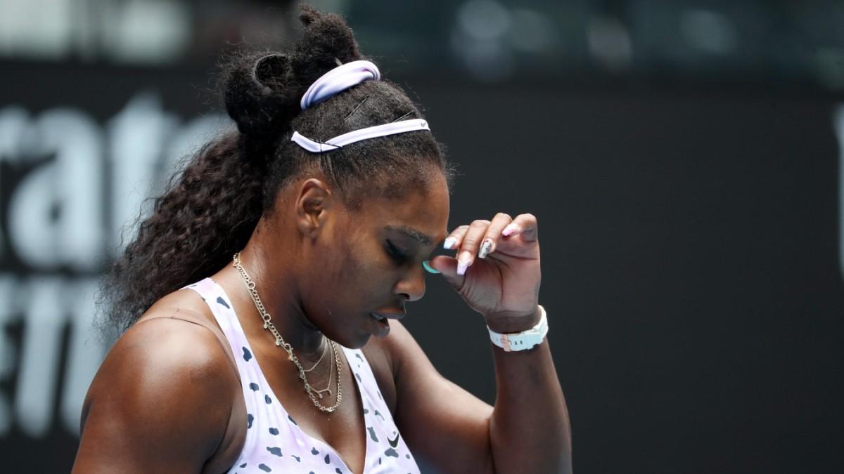 Australian Open: Serena Williams scheidet früh aus