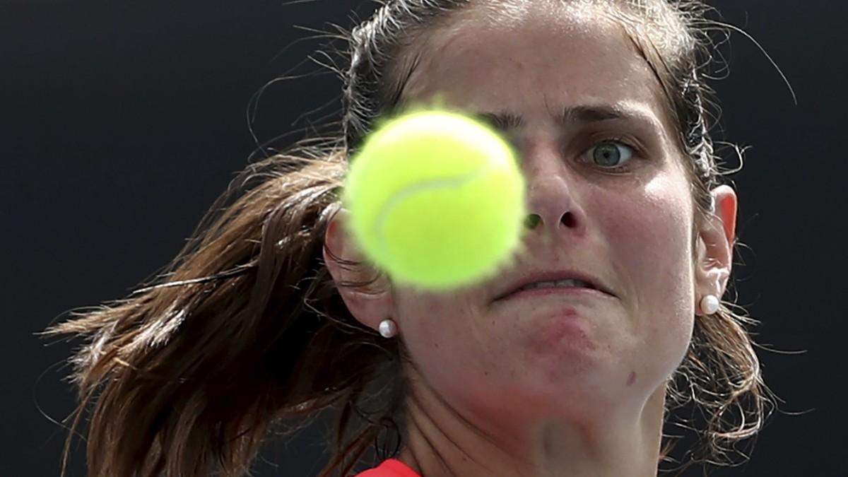 Australian Open: Görges scheitert früh in Melbourne