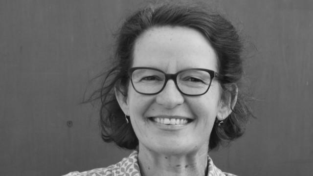 Margit Auer Schwarz weiß