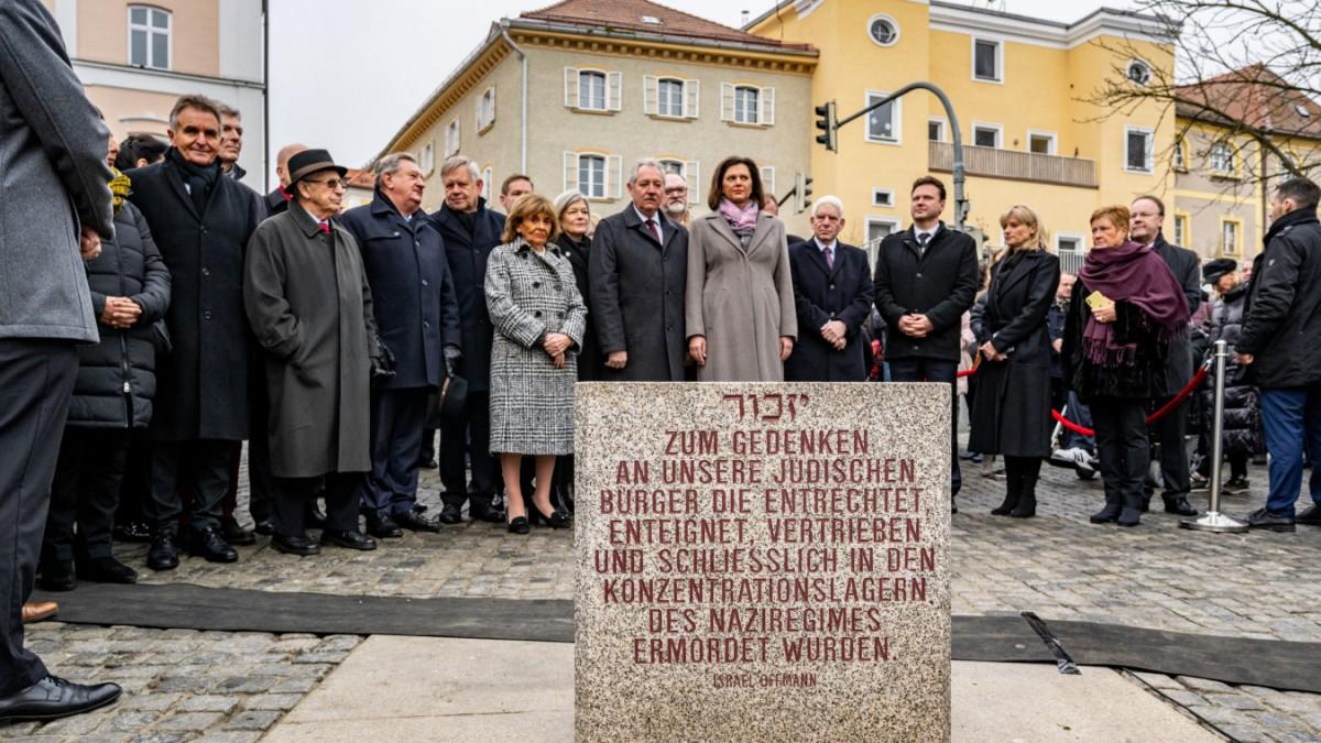 Passau: Gedenken an Opfer der Nazis