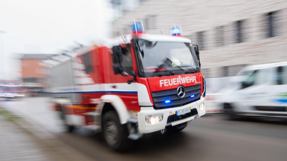 300 000 Euro Schaden bei Brand in Markt Schwaben