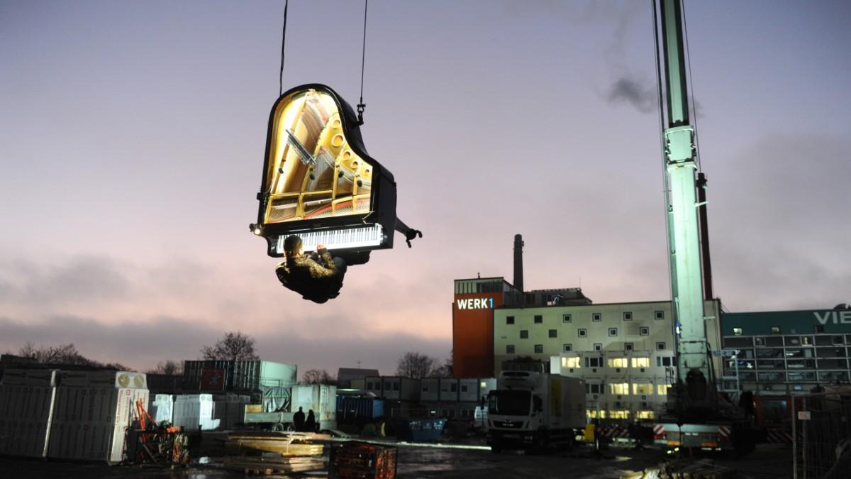 Kultur in München - Hohe Töne aus dem Werksviertel