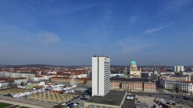 Potsdams Mitte wächst