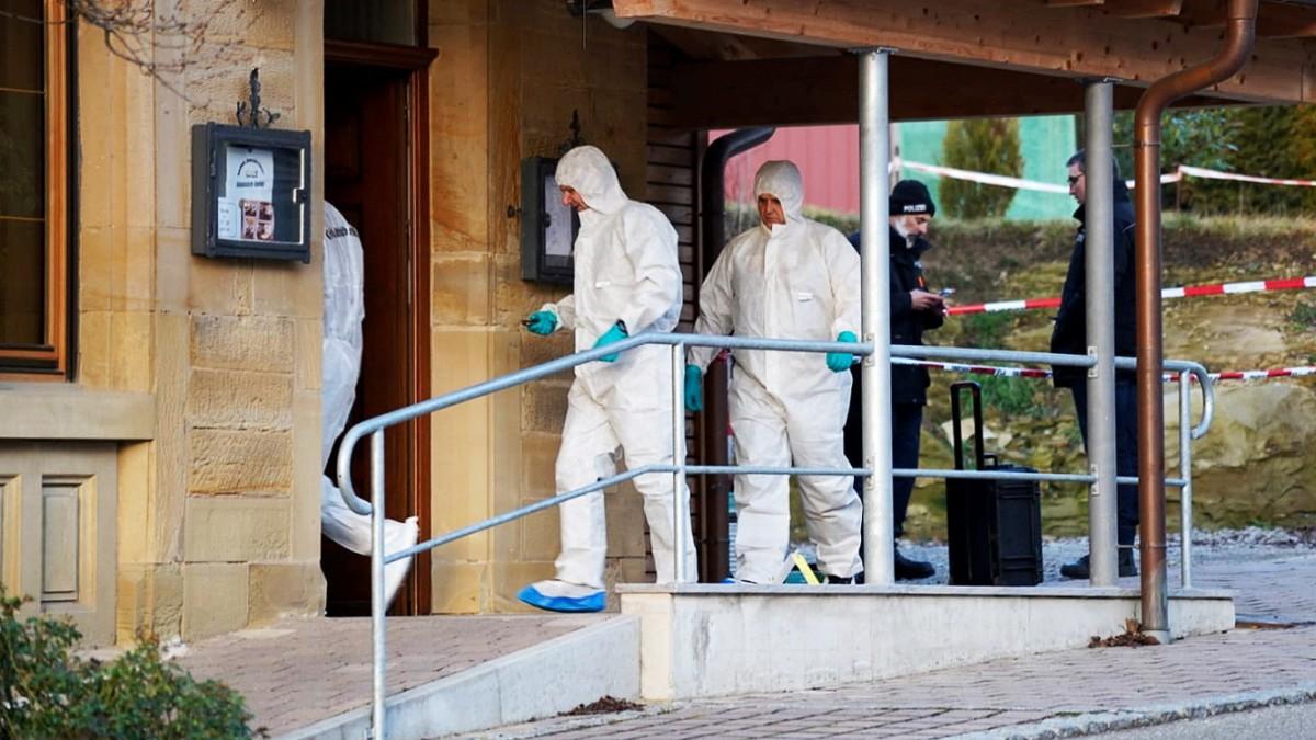 Rot am See: 26-Jähriger tötet sechs Familienangehörige