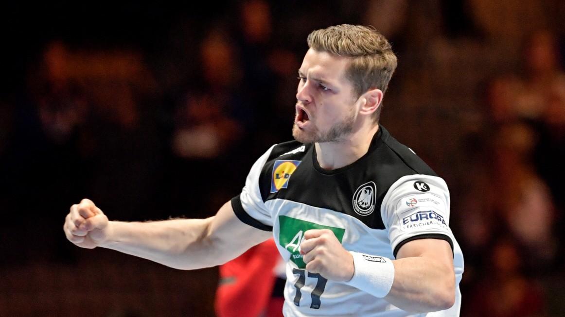 Handball-EM: Knapper Sieg für Deutschland