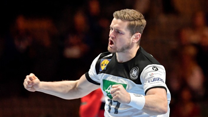 2020 European Handball Championship - Placement Match 5/6 - Germany v Portugal