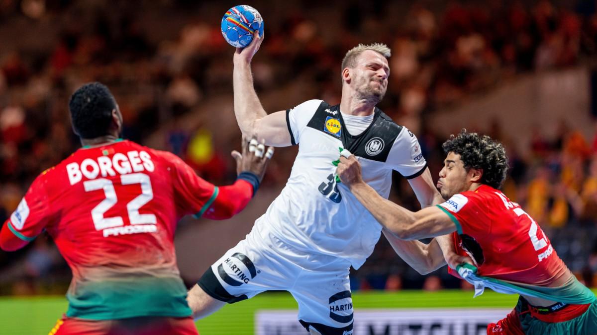 Handball-EM: Fünfter Platz für DHB