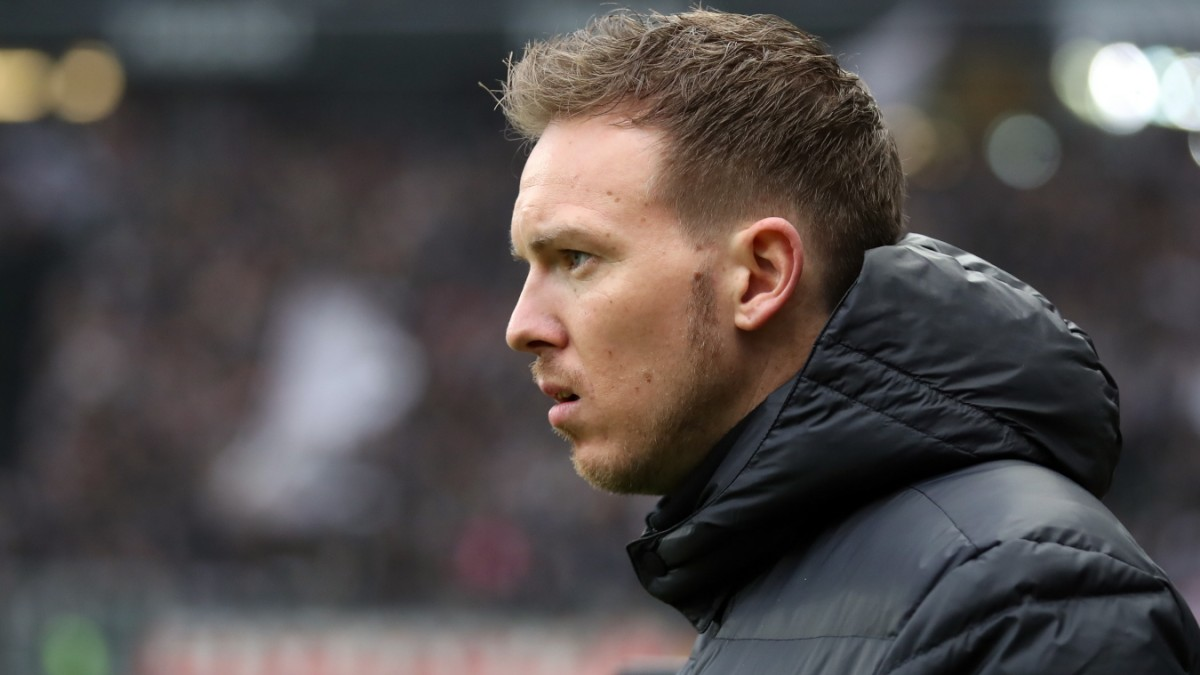 RB Leipzig - Standpauke für die Spieler