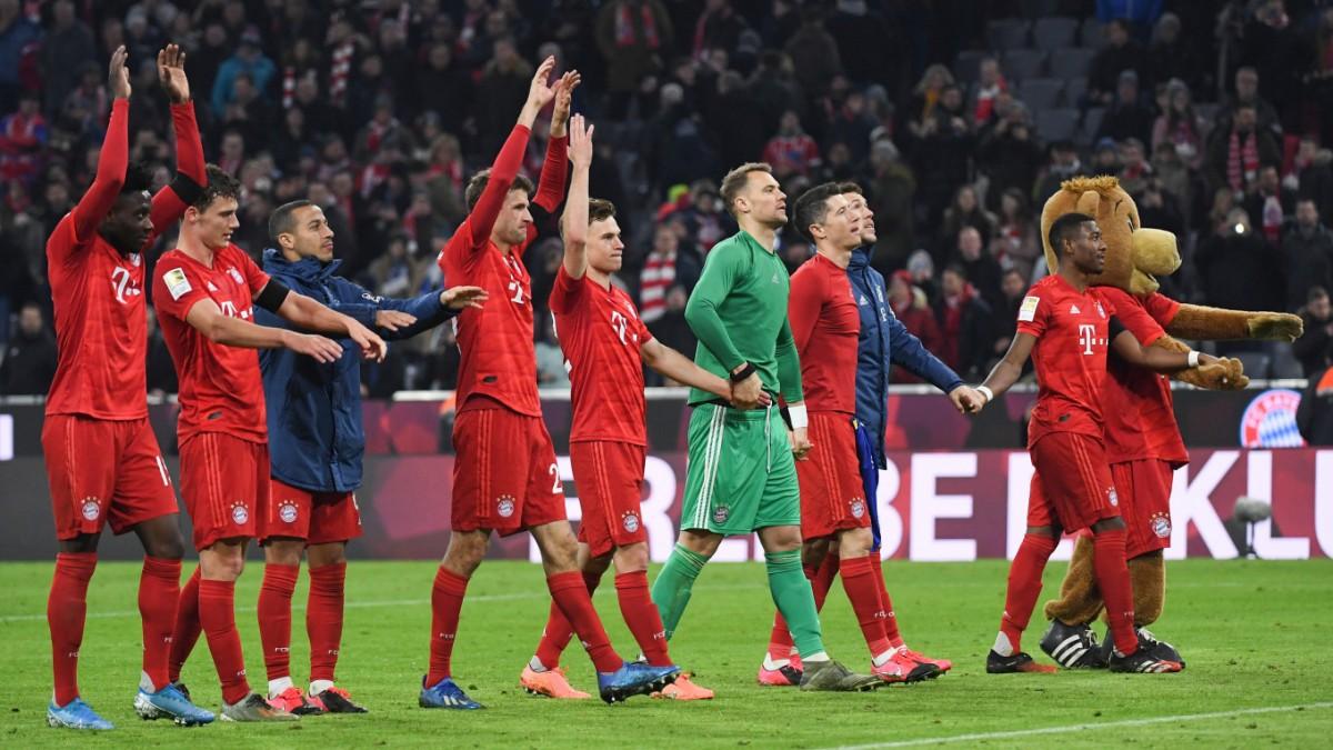 Bundesliga - Ein Blinzeln reicht im Titelkampf