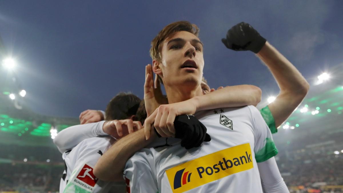 Bundesliga: Gladbach rückt an Leipzig heran