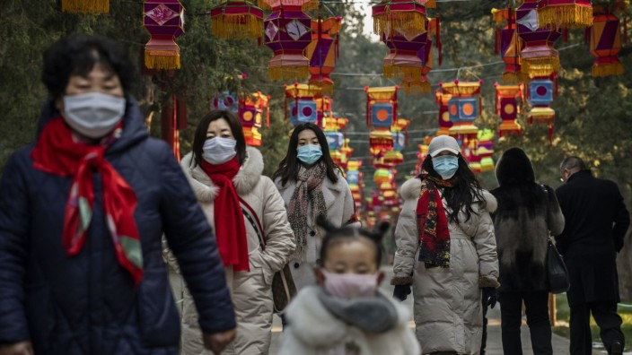 China Peking Coronavirus