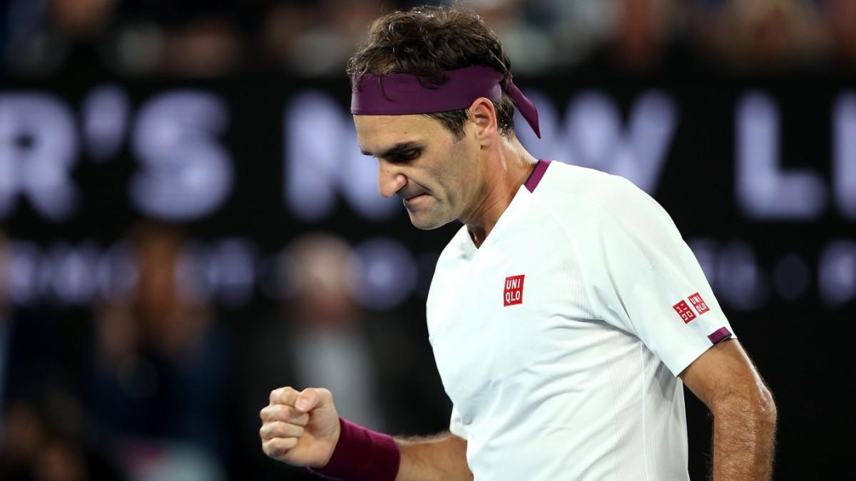 Australian Open: Federer im Viertelfinale, Gauff raus