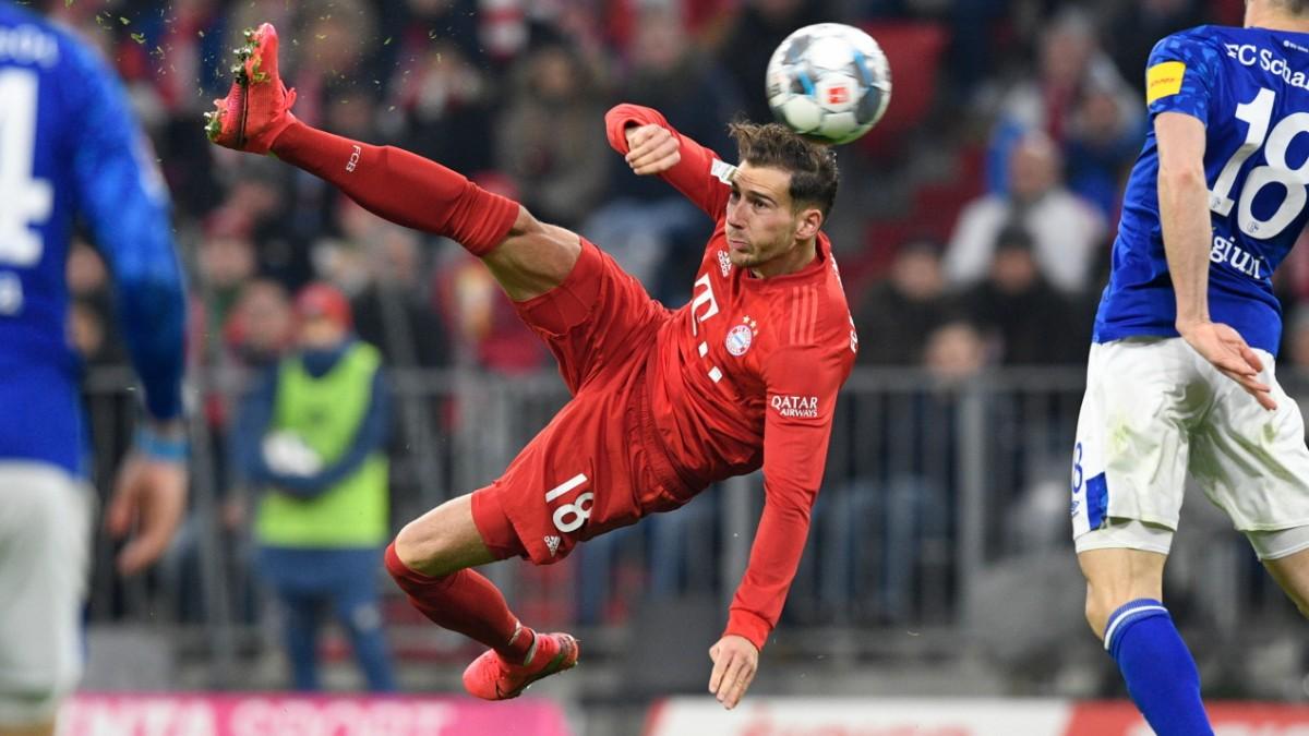 Leon Goretzka beim FC Bayern - Auslöser der Lawine
