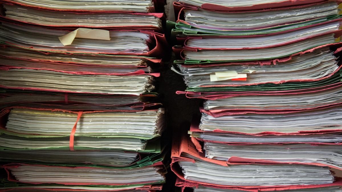 Das Ende der Papier-Akte
