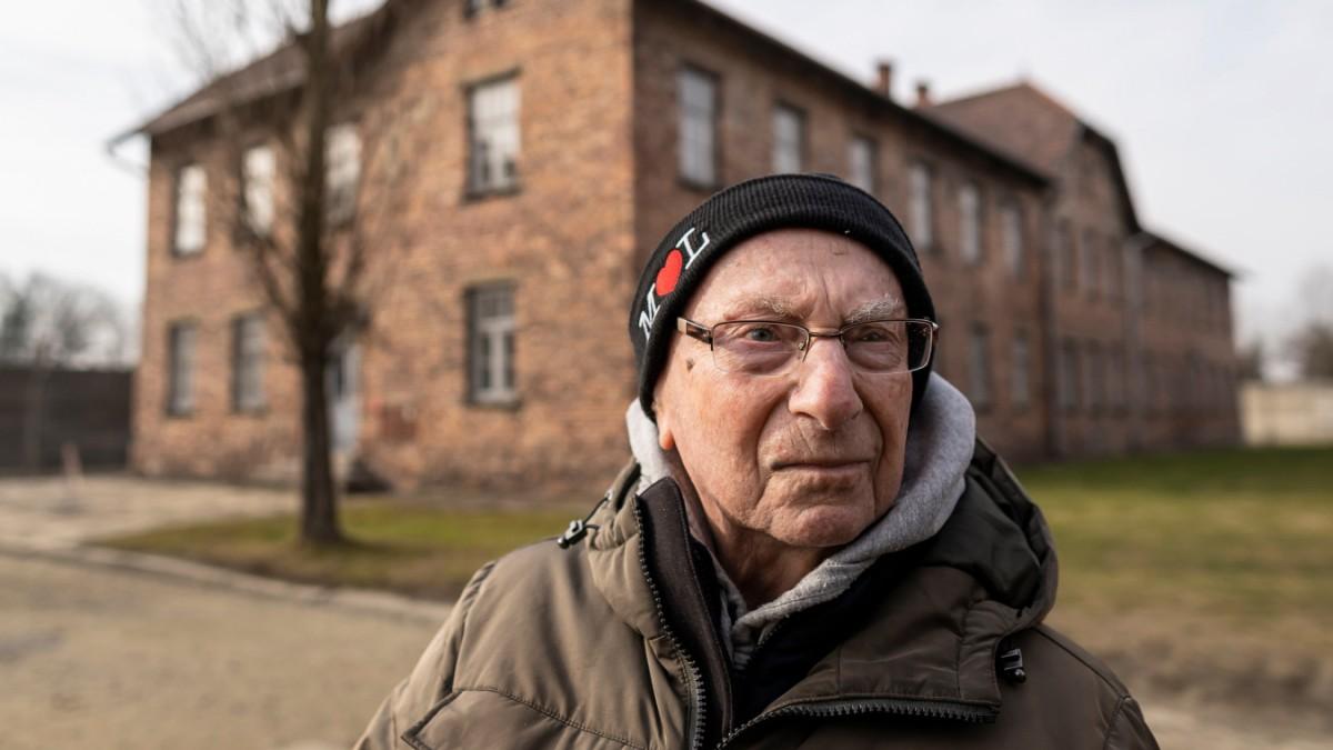 Holocaust-Gedenken - Vom Horror berichten