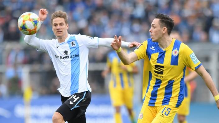 TSV 1860 Muenchen v Eintracht Braunschweig - 3. Liga