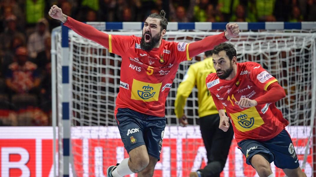 Spanische Handballer verteidigen EM-Titel