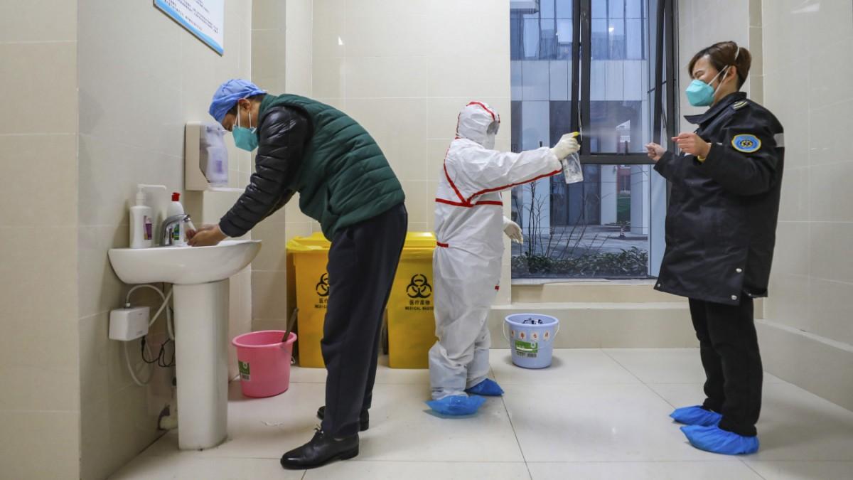 Coronavirus - China meldet 80 Tote und 2800 Infizierte