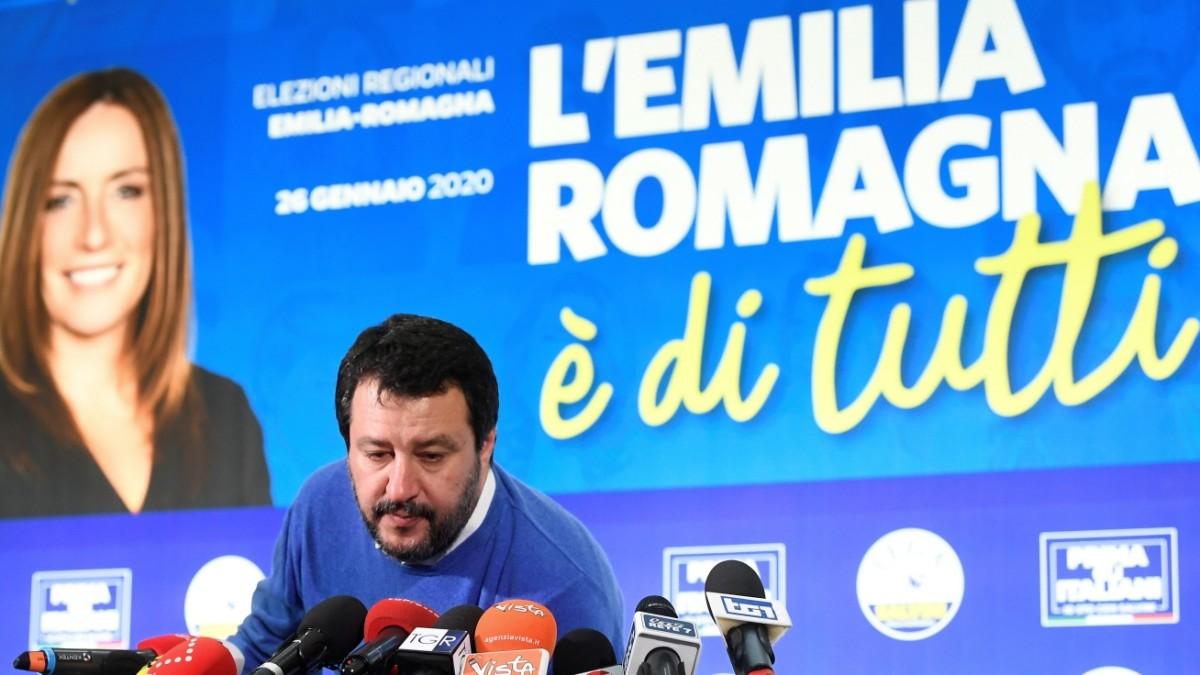 Italien: Dämpfer für Salvini bei Regionalwahl