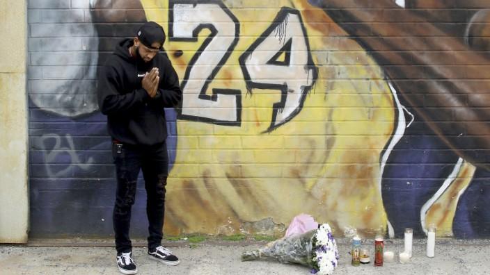 Tod von Kobe Bryant