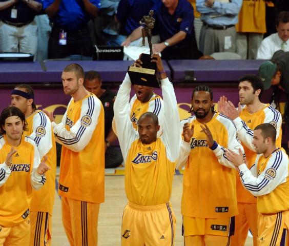 Kobe Bryant MVP