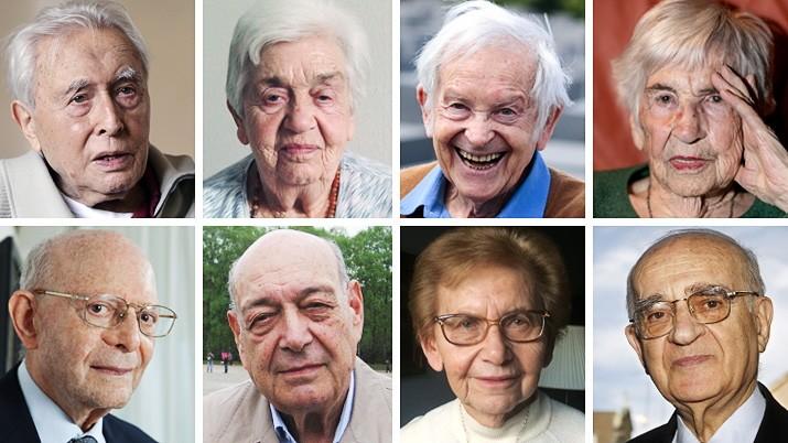 Holocaust-Überlebende berichten von Auschwitz