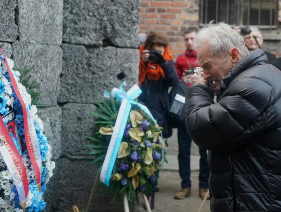 Gedenken an Auschwitz-Befreiung