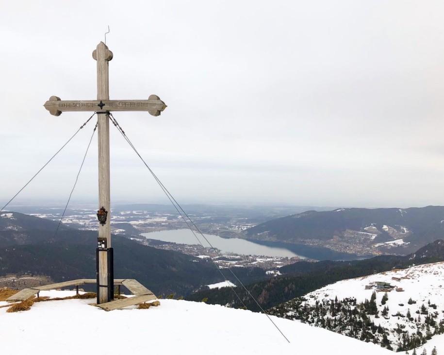 Hirschberg Winterwanderung