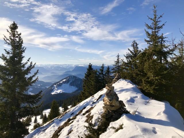 Feichteck Winterwanderung