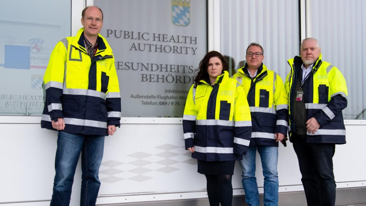 Coronavirus: Diese Spezialeinheit greift in Bayern ein