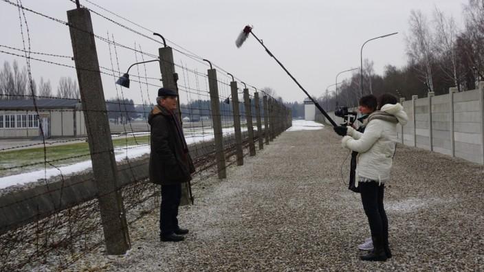 Haar Filmprojekt Außendreh Dachau