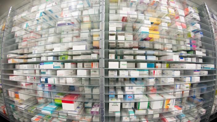Arzneimittel-Engpässe