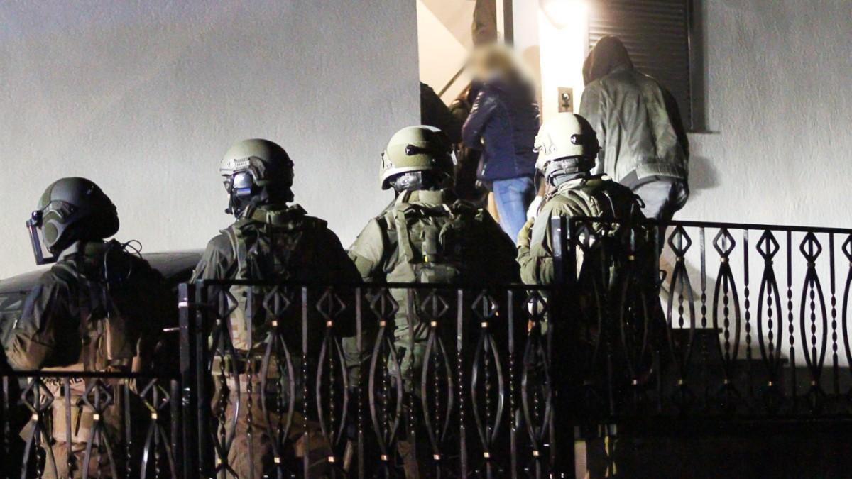 NRW: Sechs mutmaßliche Bandidos-Mitglieder festgenommen