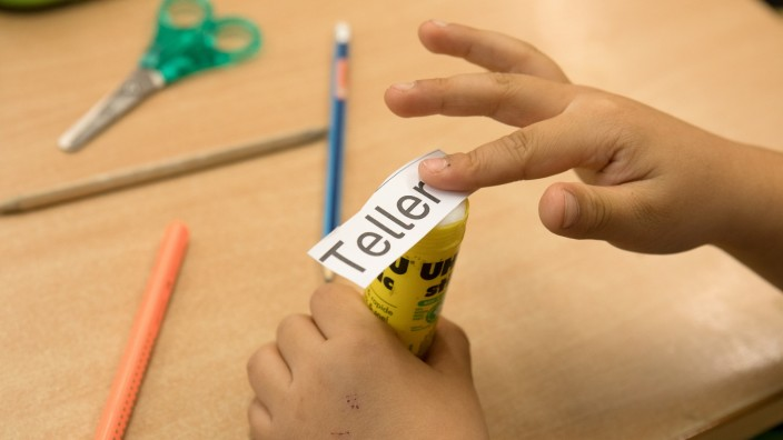 uFlexiklasse in der Grundschule Tittmoning, 2019