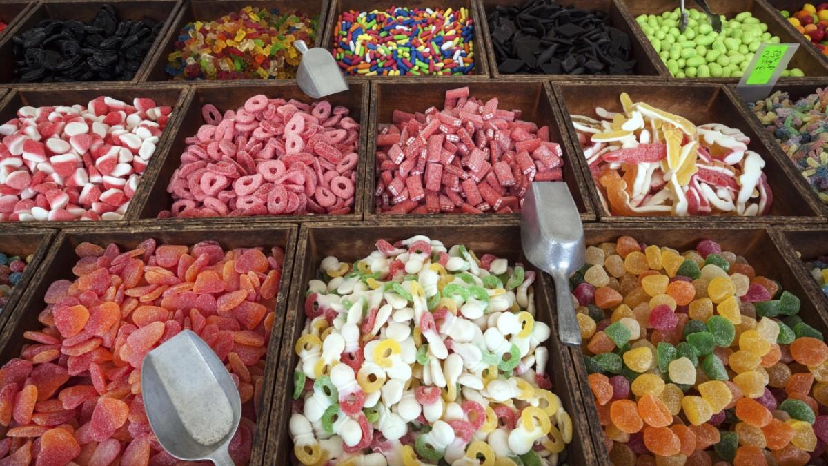 Süßigkeiten: Deutsche essen 31 Kilo Süßigkeiten im Jahr