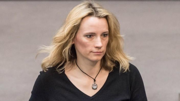 Verena Hartmann, Ex-AfD