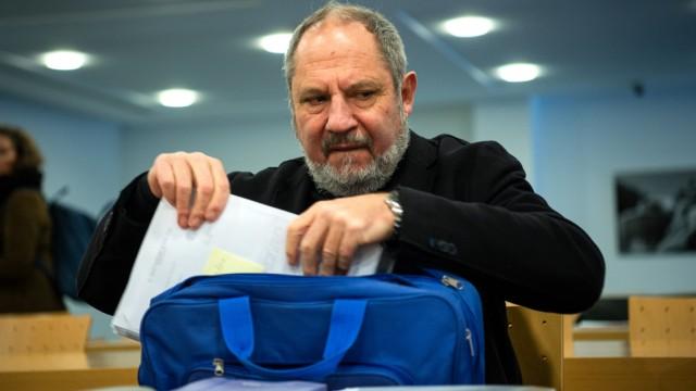 Ex-Musikhochschul-Präsident Siegfried Mauser