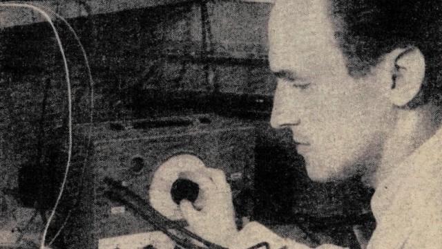 """Der aus Grafing stammende Hochfrequenztechniker Hans Haberl â€"""" ein Widerständler gegen das Hitler-Regime. Nationalsozialismus Widerstand"""