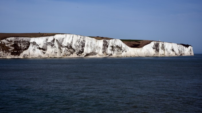 Triggering Article 50 - White Cliffs Of Dover