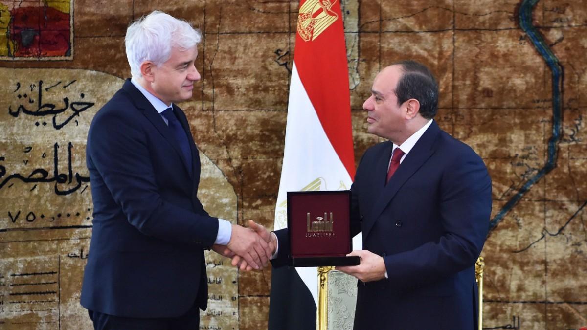 Semperopernball: Entschuldigung nach Orden an al-Sisi